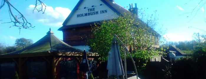 The Holmbush Inn is one of Great places to eat.