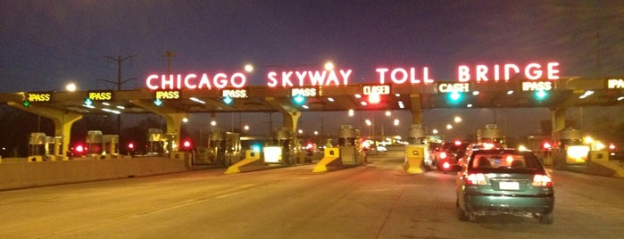 Chicago Skyway is one of Lauren's Travel List.