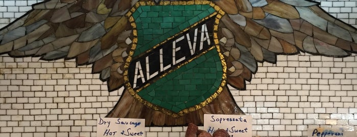 Alleva is one of 11 Howard + Foursquare Guide to Little Italy.