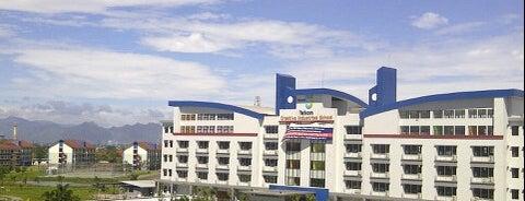 Telkom University is one of Firman 님이 좋아한 장소.