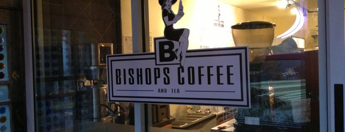 Bishops Coffee And Tea is one of Teresaさんのお気に入りスポット.