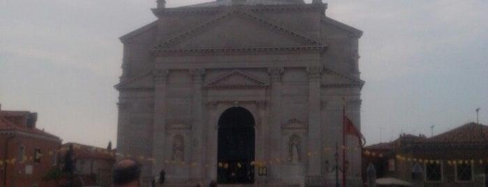 Chiesa del Redentore is one of Venezia Essentials.
