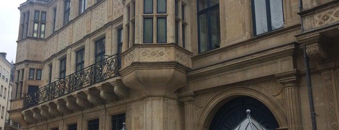 Chambre des Députés is one of Lugares favoritos de Can.
