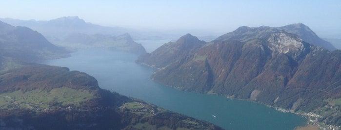 Fronalpstock is one of Alpen-Tips.