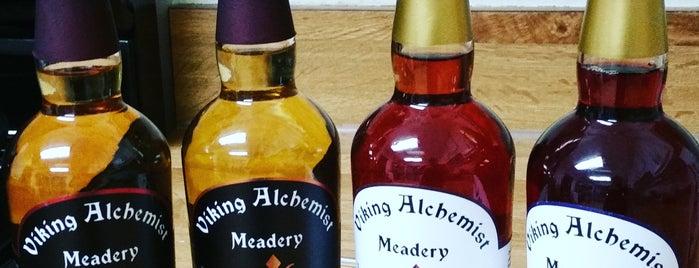 Viking Alchemist Meadery is one of Posti che sono piaciuti a Trin.