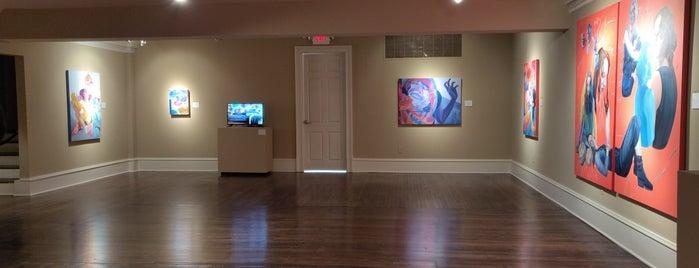 Marietta Cobb Museum of Art is one of Posti che sono piaciuti a Trin.