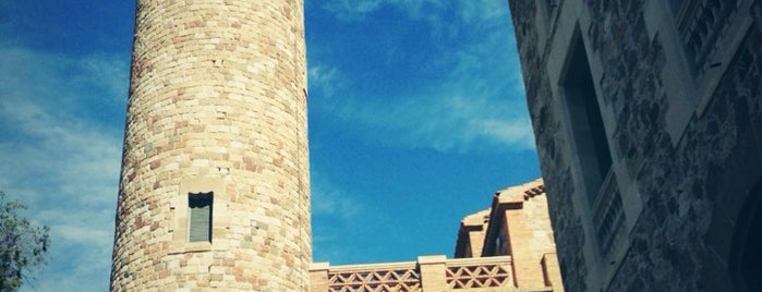 Torre Marimón is one of Lugares favoritos de Marco.