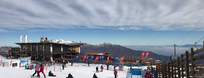 SnowPark El Colorado is one of Gustavo 님이 좋아한 장소.