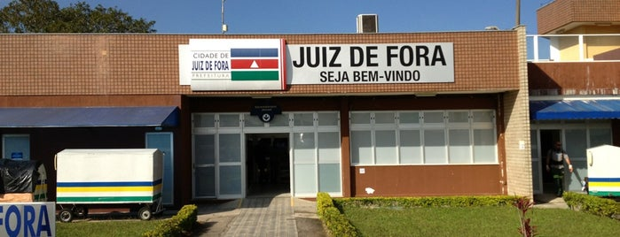 Aeroporto de Juiz de Fora / Serrinha (JDF) is one of Aeroporto.
