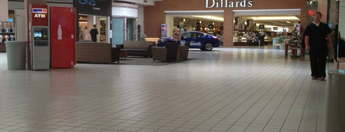 Dillard's is one of Places To Shop.