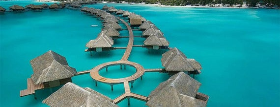 Four Seasons Resort Bora Bora is one of In the Future.