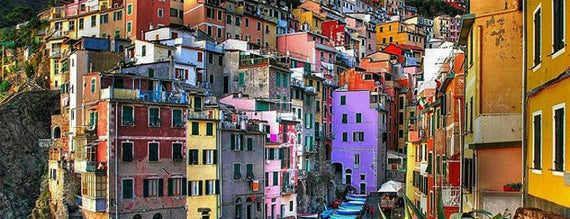 Riomaggiore is one of In the Future.