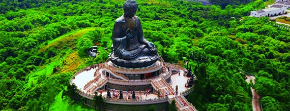Tian Tan Buddha (Giant Buddha) is one of In the Future.