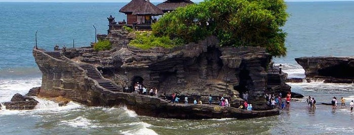 Pantai Tanah Lot is one of In the Future.