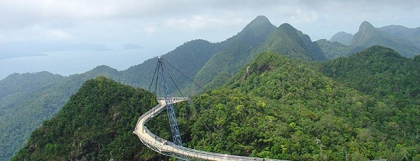Langkawi Skybridge is one of In the Future.