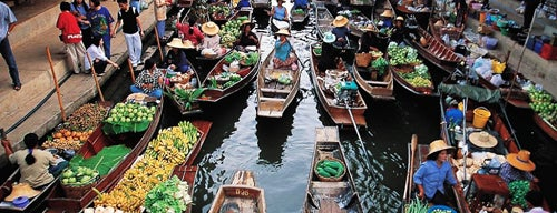 Pattaya Floating Market is one of In the Future.