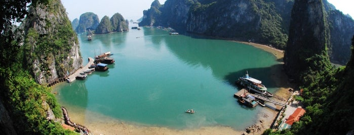 Vịnh Hạ Long (Ha Long Bay) is one of In the Future.