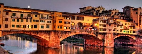 Ponte Vecchio is one of Просто удивительно!!!  Вы знаете, что....