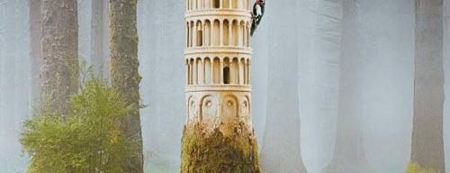 Schiefer Turm von Pisa is one of Просто удивительно!!!  Вы знаете, что....