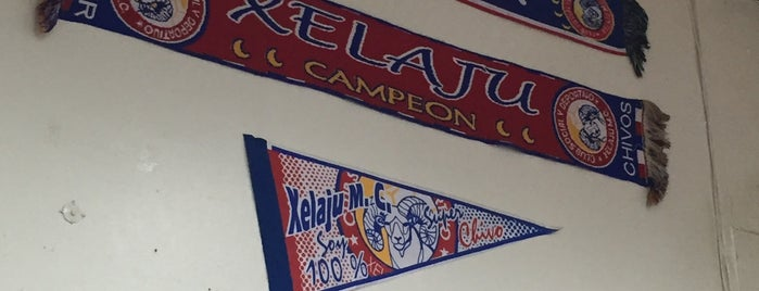Luna De Xelaju is one of 🌮.
