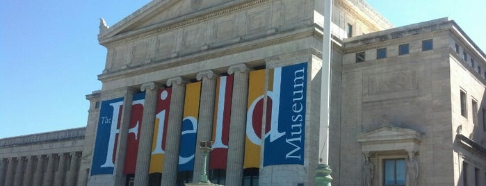 The Field Museum is one of X-Country.