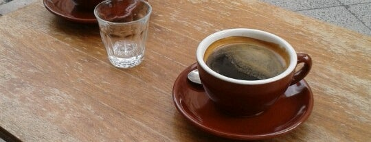 Godshot is one of Coffee worth travelling for.