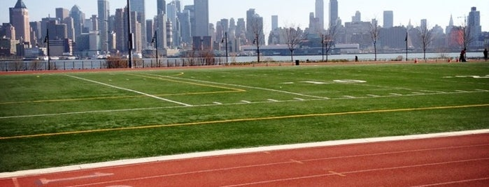Weehawken Waterfront Park and Recreation Center is one of Nj.