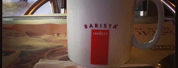 Barista Lavazza is one of Mumbai, India.