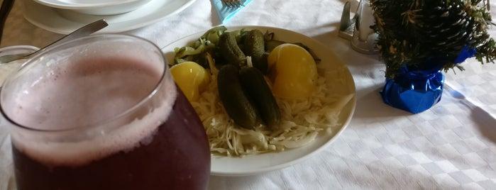 Soproni Vendéglő is one of Gourmisztán.
