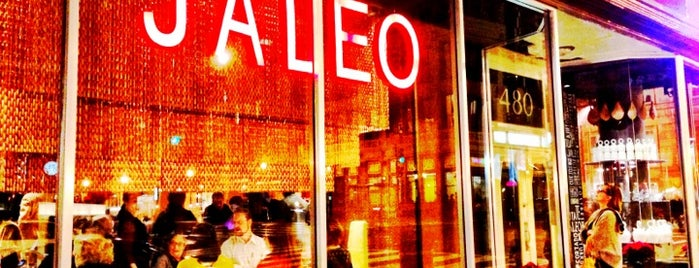 Jaleo is one of Jose Andres.