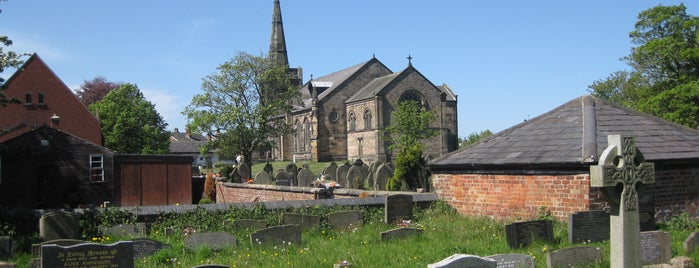 St Cuthbert's Church is one of Things to do in Europe 2013.