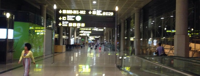 Barselona-El Prat Havalimanı (BCN) is one of Barcelona, Espanha.