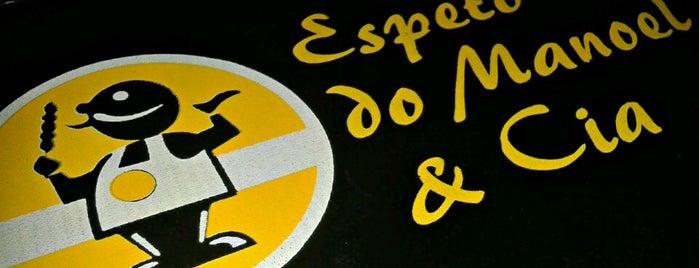 Espeto do Manoel is one of Lucas'ın Beğendiği Mekanlar.