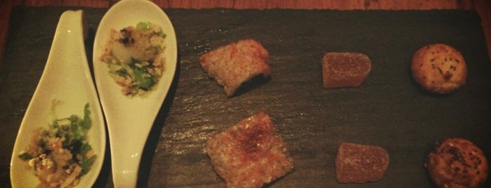 Restaurant Marc Forgione is one of 222 Broadway Lunch Spots.