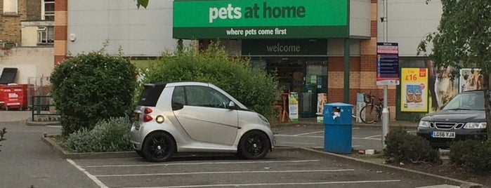 Pets at Home is one of UK.
