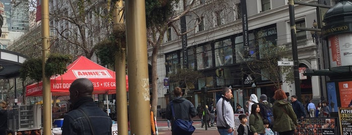 Downtown San Francisco is one of My San Francisco.