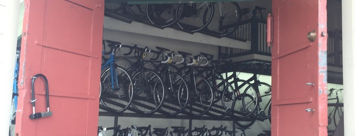 Cycle City is one of Jason 님이 좋아한 장소.