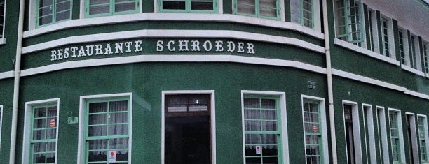 Restaurante Schroeder is one of Pomerode.
