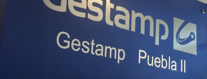 GESTAMP II is one of Jaさんのお気に入りスポット.