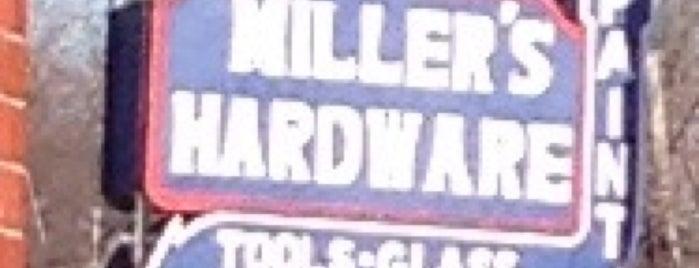 Miller's Hardware is one of Posti che sono piaciuti a Jordan.