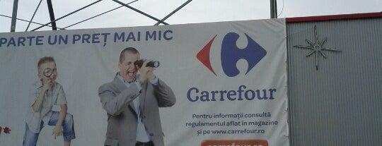 Carrefour is one of Matei'nin Beğendiği Mekanlar.