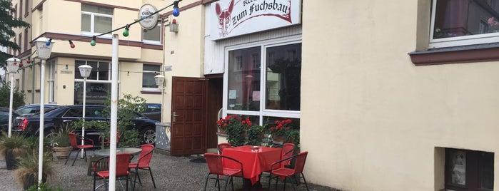 Fuchsbau is one of Hanover Restaurants.