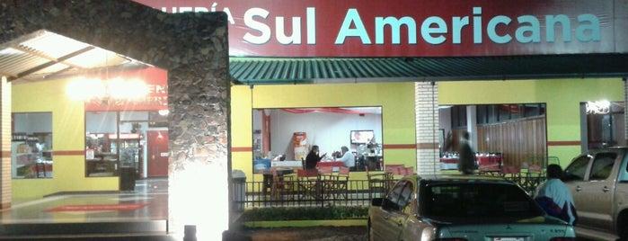 Churrasqueria Sul Americana is one of Mike : понравившиеся места.