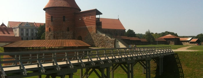Каунасский замок is one of Yuliya : понравившиеся места.