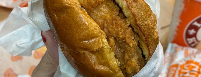 Popeyes Louisiana Kitchen is one of Lugares favoritos de Ciri.