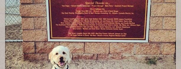 Bullhead City Dog Park is one of Dog Parks.