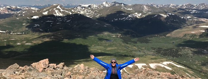 Mount Bierstadt 14er Trailhead is one of Colorado to do.