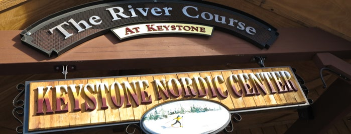 Keystone Nordic Center is one of Winter Family Activities at Keystone!.