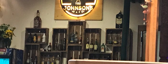 The Johnson's Cafe and Bar is one of India North.