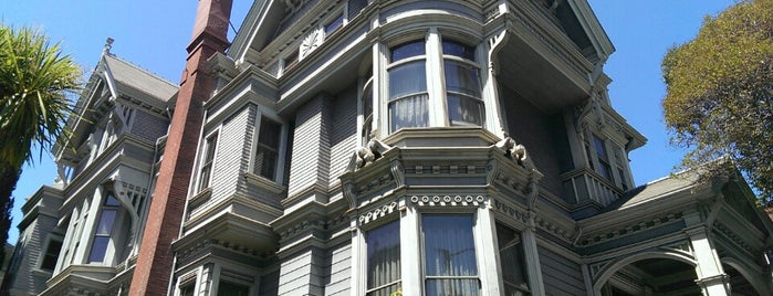 Haas-Lilienthal House is one of San Francisco.